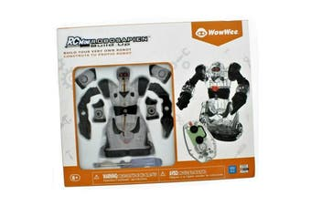 Wow Wee Build Up RC Mini Robosapien