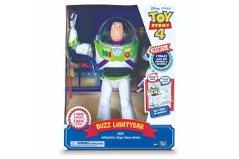 Toy Story 4 Feature Talking Buzz Lightyear
