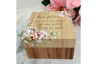 Daughter Trinket Box Bunch of Joy