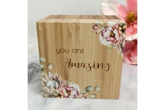 You Are Amazing Trinket Box Bunch of Joy