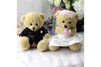 Bride & Groom Teddy Bears