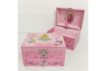 Princess Ballerina Music Box