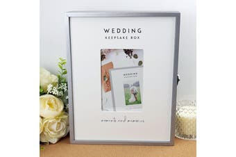 Wedding Keepsake Memory Box