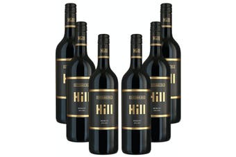 'Hill' - South Australia Merlot - 2018 (6 Bottle Case) 2018