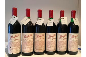 Bin 95 Grange - South Australia Shiraz – 1989 (Single Bottle) 1989