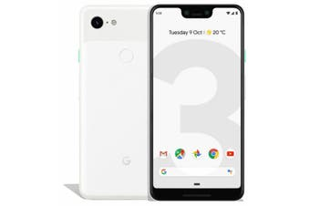 Google Pixel 3 - White 64GB  - Excellent Condition Refurbished Unlocked