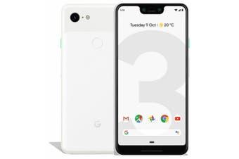 Google Pixel 3 - White 64GB - Average Condition Refurbished Unlocked