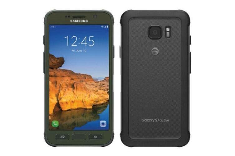 Samsung Galaxy S7 Active - Black 32GB - Average Condition Refurbished