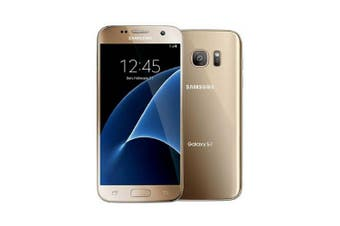 Samsung Galaxy S7 - Gold 32GB –As New Condition Refurbished Unlocked