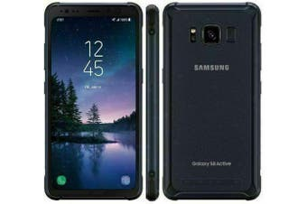 Samsung Galaxy S8 Active - Black 64GB - Good Condition Refurbished Unlocked