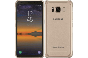 Samsung Galaxy S8 Active - Gold 64GB - Average Condition Refurbished Unlocked