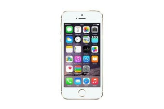 iPhone 5s - Gold 16GB - Excellent Condition Refurbished