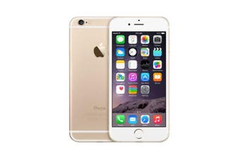 Apple iPhone 6 - Gold 16GB - Good Condition Refurbished Unlocked