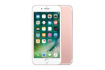 Apple iPhone 7 - Rose Gold 128GB - Excellent Condition Refurbished Unlocked
