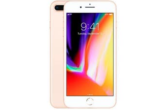Apple iPhone 8 Plus - Gold 256GB - Excellent Condition Refurbished Unlocked