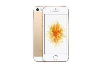 Apple iPhone SE (1st Gen) - Gold 32GB - Excellent Condition Refurbished
