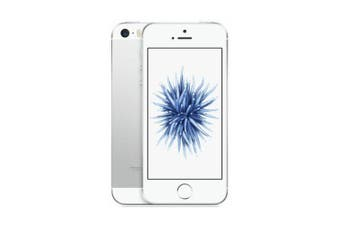 Apple iPhone SE (1st Gen) - Silver 32GB - Excellent Condition Refurbished