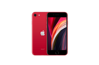 Apple iPhone SE (2020) - Red 64GB - Excellent Condition Refurbished