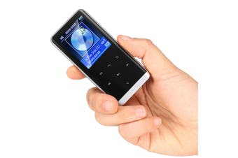 M13 bluetooth Lossless MP3 Player MP4 Audio Video Music Player FM Radio E-book 8GB