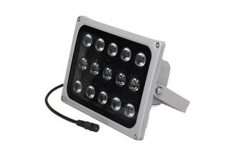 15pcs LED Night Vision IR Infrared Illuminator Light 12V for CCTV Security Camera IP65