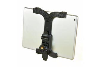 Self Stick Tripod Stand Holder Tablet Bracket Accessories For 7 To 11 Inch iPad iPod Tablet BIACK