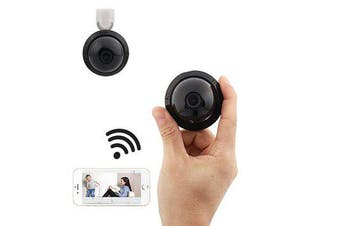 E09 1080P MiNi WIFI IP Security Camera Wireless Small Infrared Night Vision Motion Audio comwork CCTV
