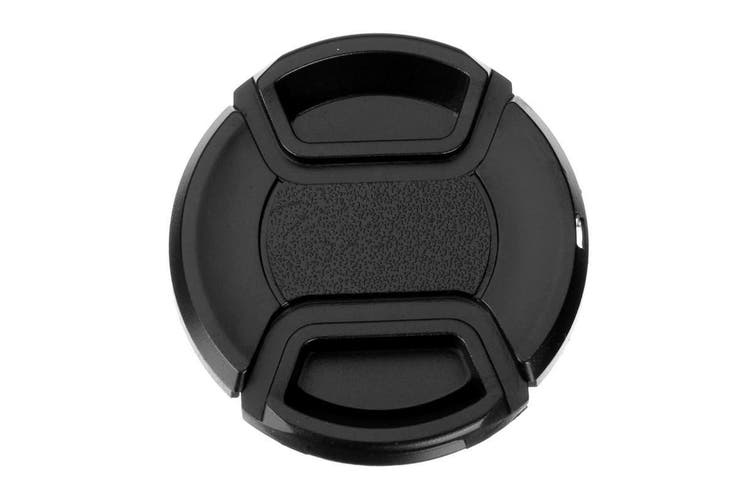 Universal Camera Lens Cap Protection Lens Cover 58MM
