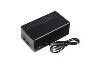 12V1A 14.8W Mini UPS Battery Backup Security Standby Power Power Supply Uninterruptible Power Adapter