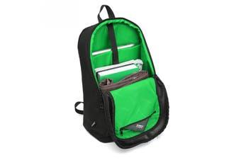 8017 Large Capacity 2 in 1 DSLR Camera Bag Shoulder Padded Waterproof Backpack GREEN