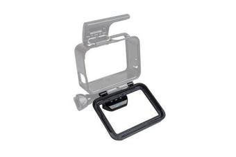 Protective Frame Housing Case Backdoor Cover Replacement Cap for Gopro Hero 5 Action Camera