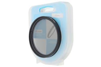 Phot Digital Slim CPL Circular Polarizer Polarizing Lens Filter CPL Polarizer for Canon Nikon Sony 77MM