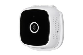 C9-DV HD 1080P Mini Wireless Camera Security Camcorder Night Vision Timing Photography WHITE