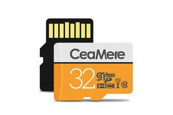 Memory Card SD Card U1 U3 C10 TF Card for HD Picture Video Storage