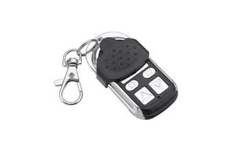 Universal 4 Buttons 315MHz Electric Remote Control Switch Key Fob with Chip Garage Door
