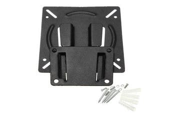 Wall Mount Bracket For 12-27 Inch Flat Panel Screen LCD LED Display TV