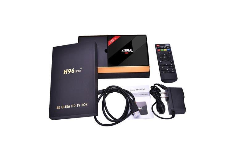 H96 Pro Plus Amlogic S912 2GB RAM 16GB ROM TV Box