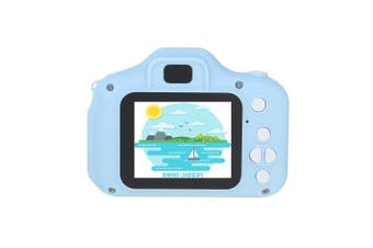 X2 2MP 1080P HD 2.0 Inch Screen Rechargeable Mini Children Kids Camera