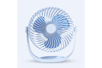 WT-F12 Portable Mini USB Fan Air Cooling Fan 360º Rotating Fan Chargable Air Cooler Silent Cooling Fans With USB Cable For Home Office Student Dormitory Outdoors