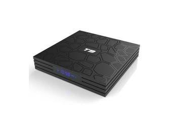 T9 RK3318 4GB RAM 64GB ROM Android 8.1 bluetooth 4.0 4K TV Box