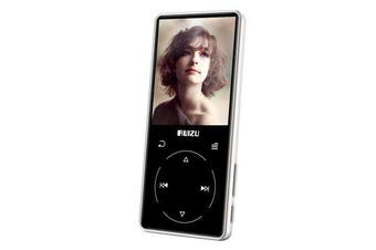 D16 8GB bluetooth MP3 Player 2.4 inch FM Recording EBook Clock Pedometer