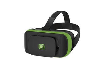 Head-mounted VR Virtual Reality Glasses 3D Smart Glasses for 4.7-5.5 inch Mobile Phones