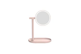 Dressing Table Lamp LED Lights Desktop Storage Double Mirrors Led Vanity Mirror Night Light