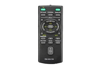 Remote Control RM-ANU159 For Sony Sound Bar HT-CT60 /C SA-CT60 SS-WCT60