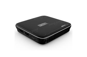 M8S PRO PLUS Amlogic S905W Quad Core 2GB DDR3 RAM 16GB ROM Android 7.1 2.4G WiFi 100M LAN 4Kx2K 60fps HDR10 H.265 HEVC VP9 Android TV Box Mini PC HD comflix 4K Youtube
