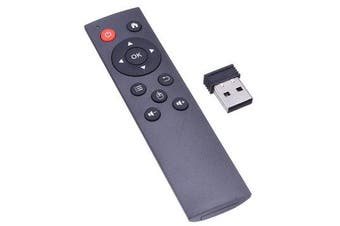 12ARF2-IR 2.4G Wireless Remote Control IR Learning for TV Box PC