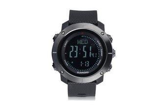 5ATM Waterproof Smart Bracelet Pedometer Altimeter Barometer Outdoor Digital Sports Smart Watch