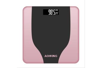 OoudoorHolmark Electronic LCD Digitial Body Weight Scale Fitness Fat Healty Beauty