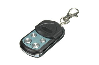 4 Button Electric Garage Gate Door Remote Control Key Fob Cloning 433MHz