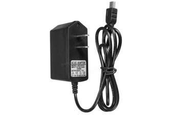 5V 1A Mini USB Wall Charger AC Power Supply Adapter for GPS MP3 Radio Speaker Camera etc