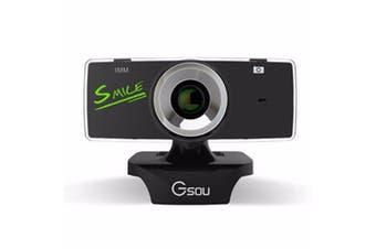 B18s USB 2.0 HD 12 Megapixels Webcam Free Drive Computer Camera with Microphone MIC